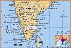 How did Pondicherry became part of India
